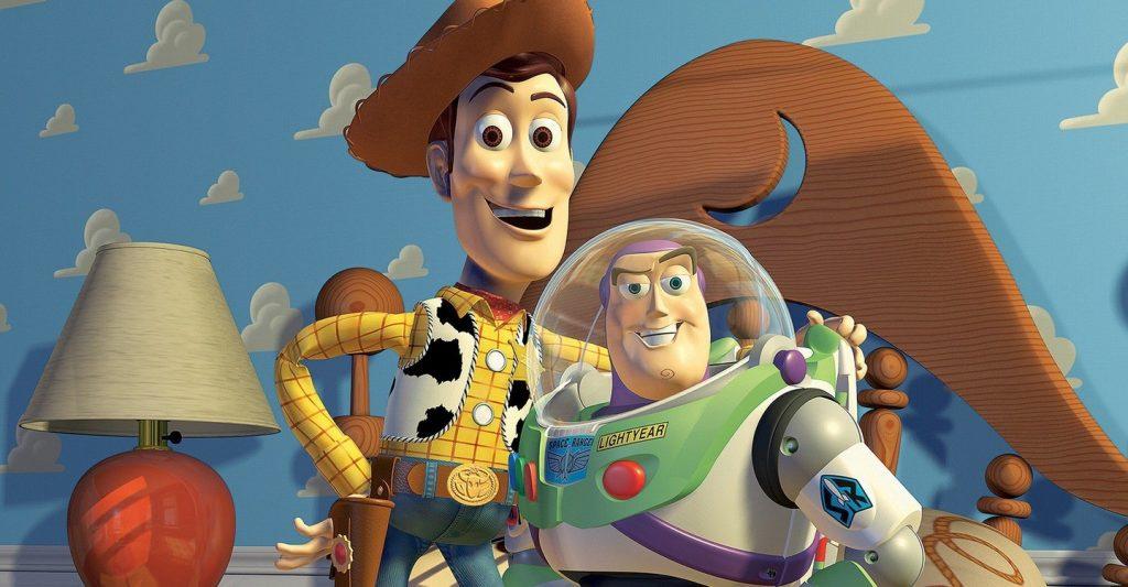 Toy Story - Um Mundo de Aventuras - Netflix