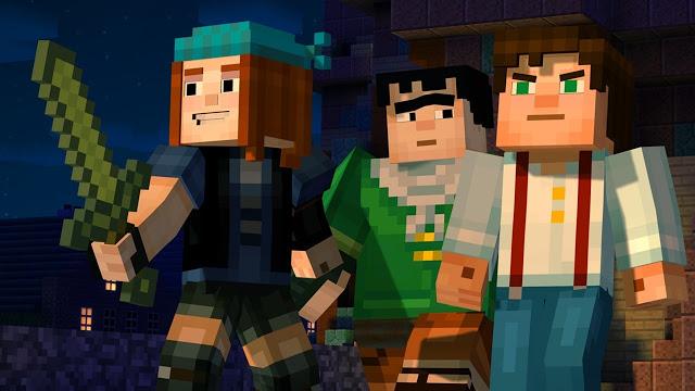 Minecraft - Netflix