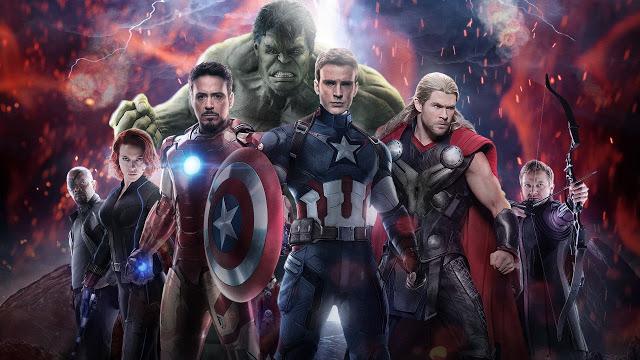 Vingadores: A Era de Ultron - Netflix