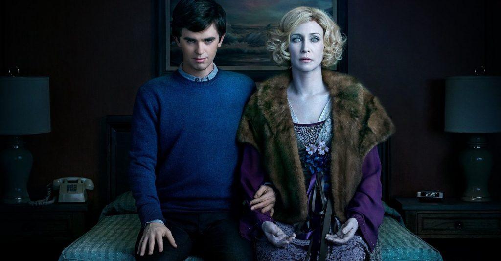 estreia da 5° temporada de Bates Motel na Netflix