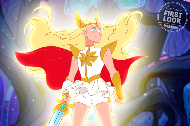 She-Ra e as Princesas do Poder - Netflix