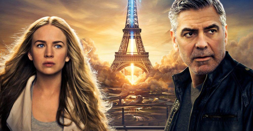 Tomorrowland: um lugar onde nada é impossível -Netflix