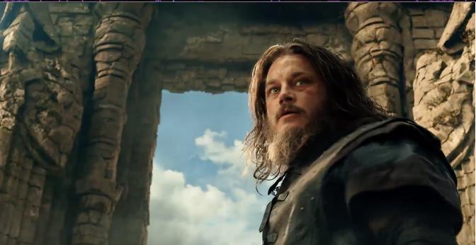 Warcraft: O Primeiro Encontro de Dois Mundos - Netflix