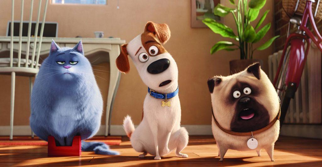 Pets - A Vida Secreta dos Bichos - Netflix