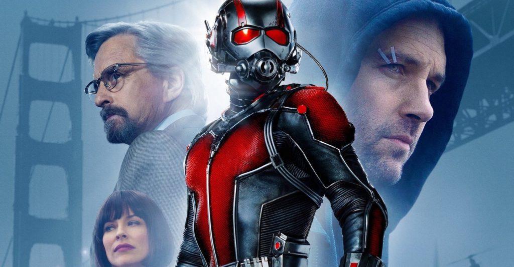 estreia de Homem Formiga na Netflix