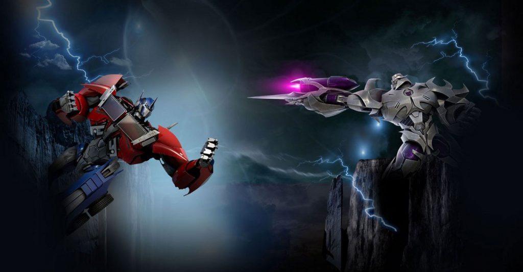 Transformers Prime - Netflix