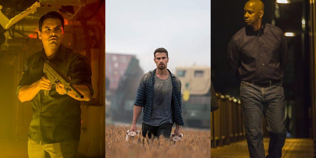 10 filmes mais assistidos da Netflix nessa semana