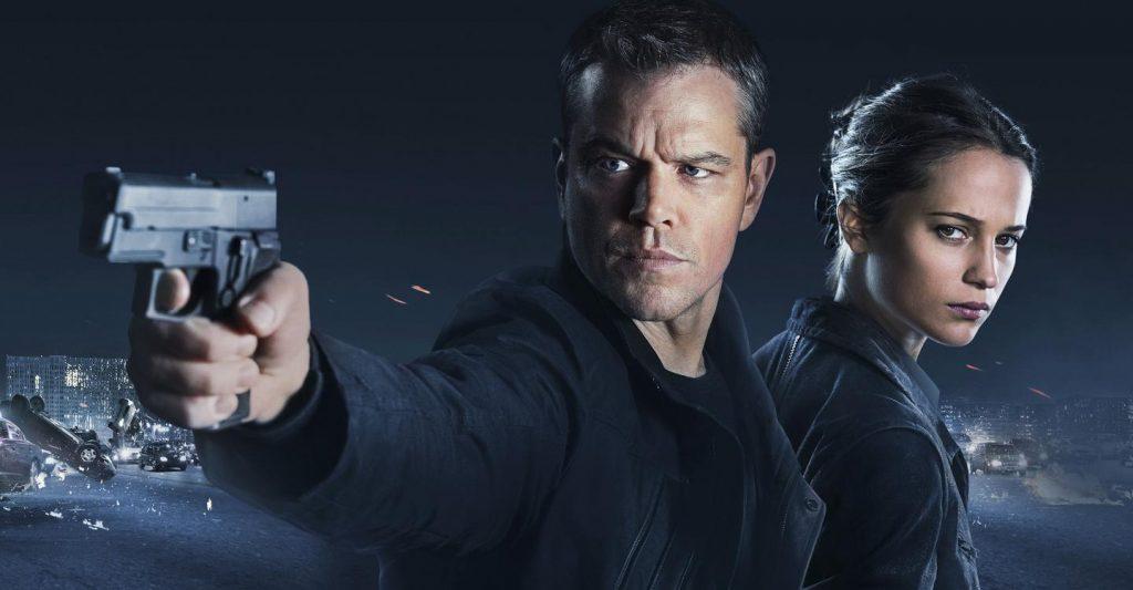 Jason Bourne - Netflix