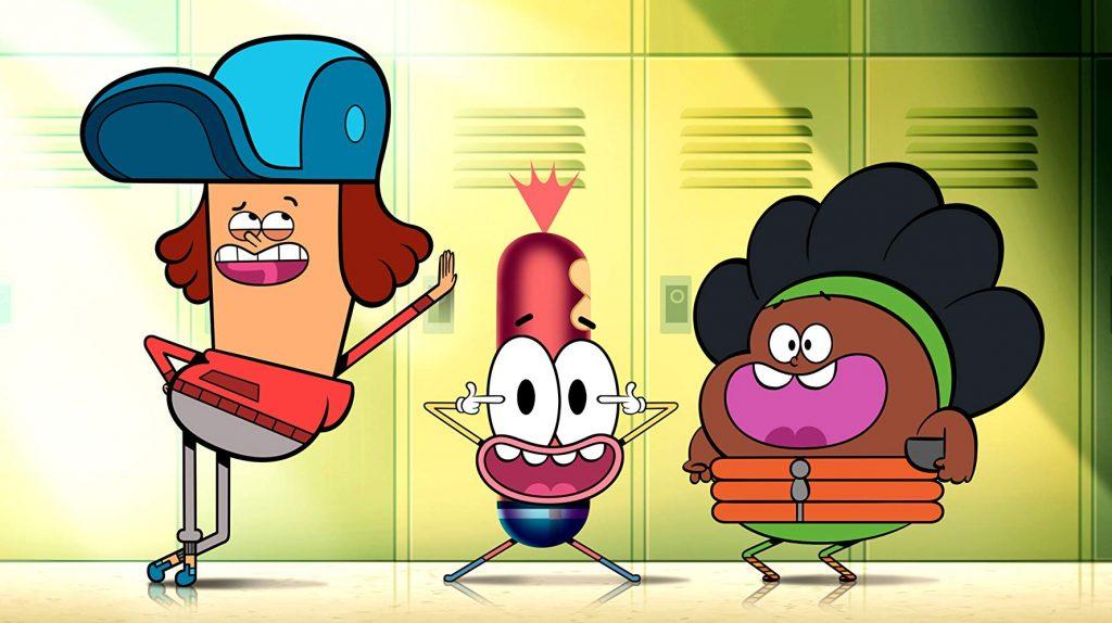 Pinky Malinky - Netflix