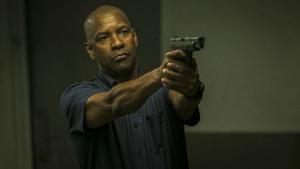 The Equalizer - Netflix