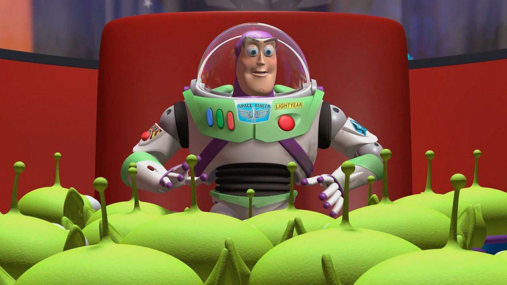 Toy Story 1 - Netflix