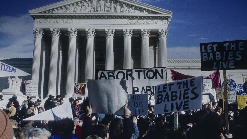 RoexWade : O direito das mulheres nos EUA - Netflix