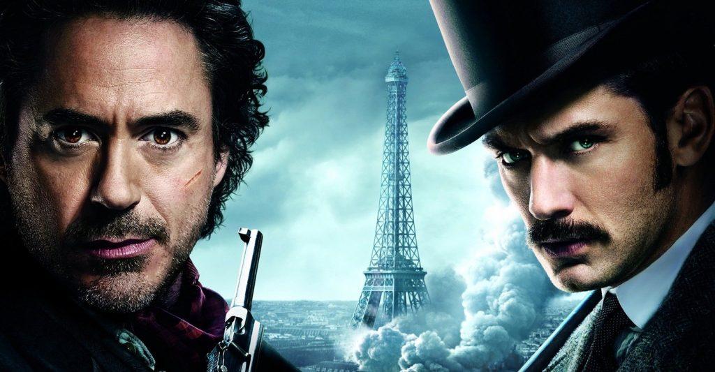 Sherlock Holmes - O Jogo de Sombras - Netflix