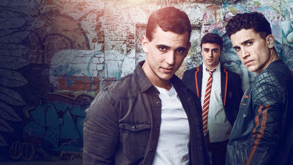 5 séries da Netflix mais assistidas do mês de Outubro