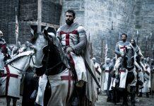 data de estreia de Knightfall na Netflix