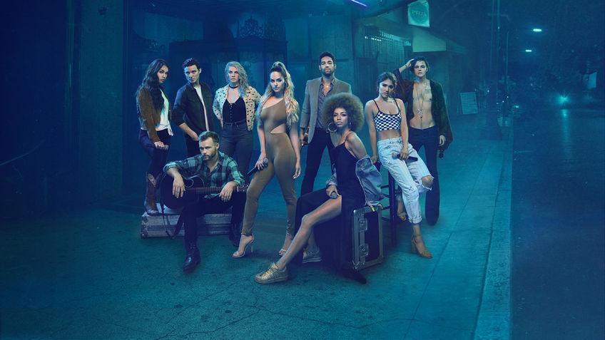 estreia da 2° temporada de Westside na Netflix