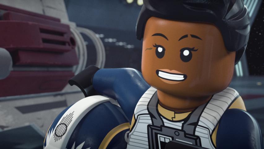 LEGO Star Wars: As Aventuras dos Freemakers - Netflix