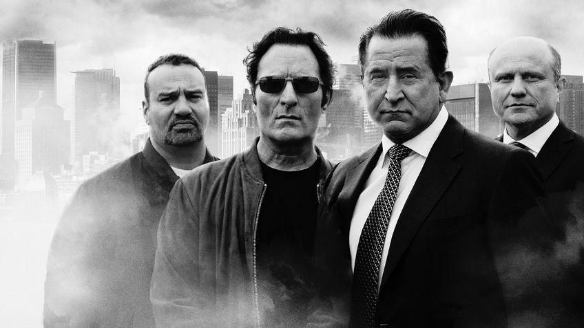 estreia da 2° temporada de Bad Blood na Netflix