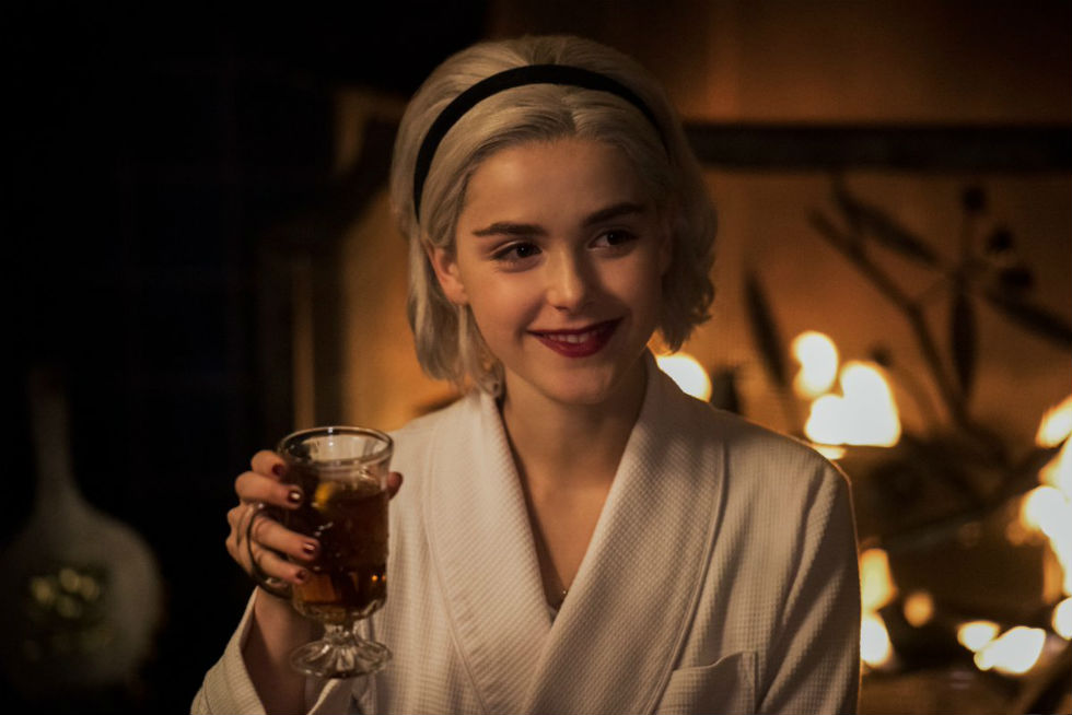 estreia da 3° temporada de O mundo sombrio de Sabrina na Netflix