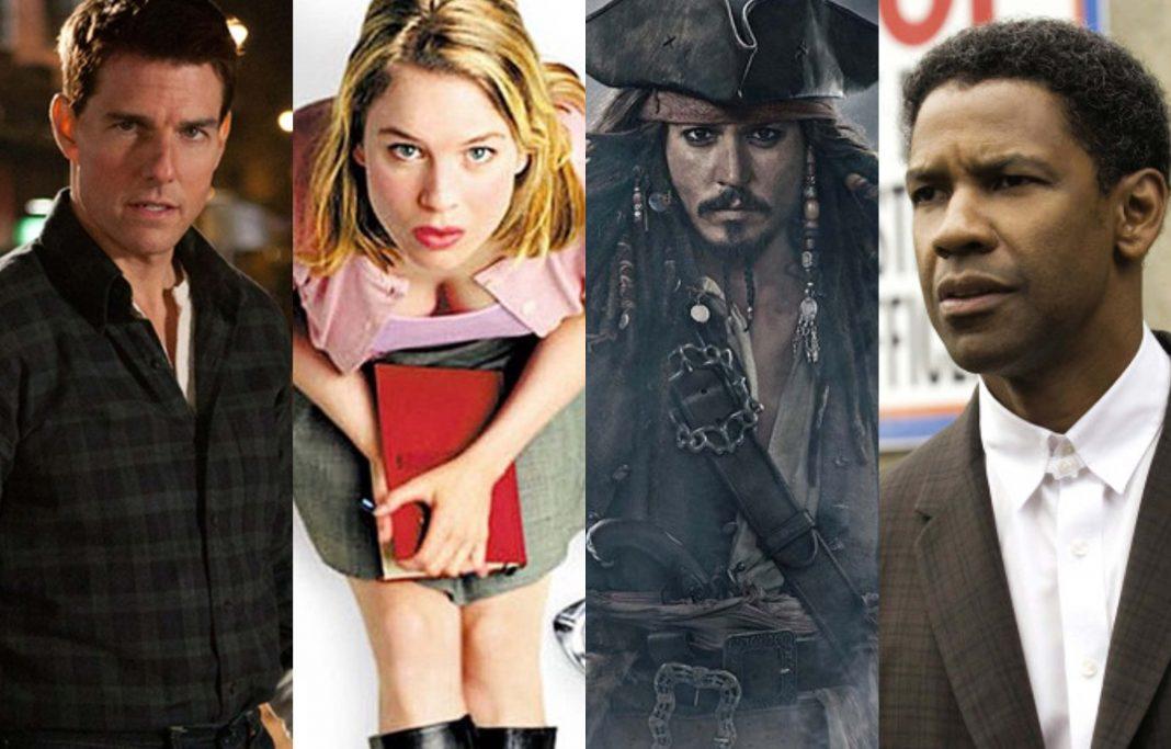 Filmes que acabaram de chegar na Netflix