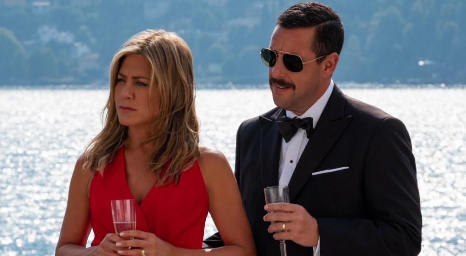 Netflix anuncia filme com Adam Sandler e Jennifer Aniston