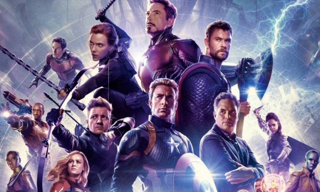 Vingadores Ultimato fará estreia na Netflix