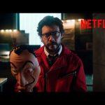 """Netflix libera novo trailer da 3° parte de """"La Casa de Papel"""""""
