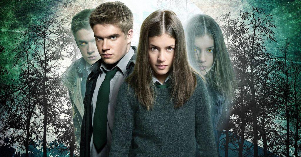 1° temporada de Wolfblood na Netflix