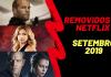 Removidos Netflix Setembro 2019