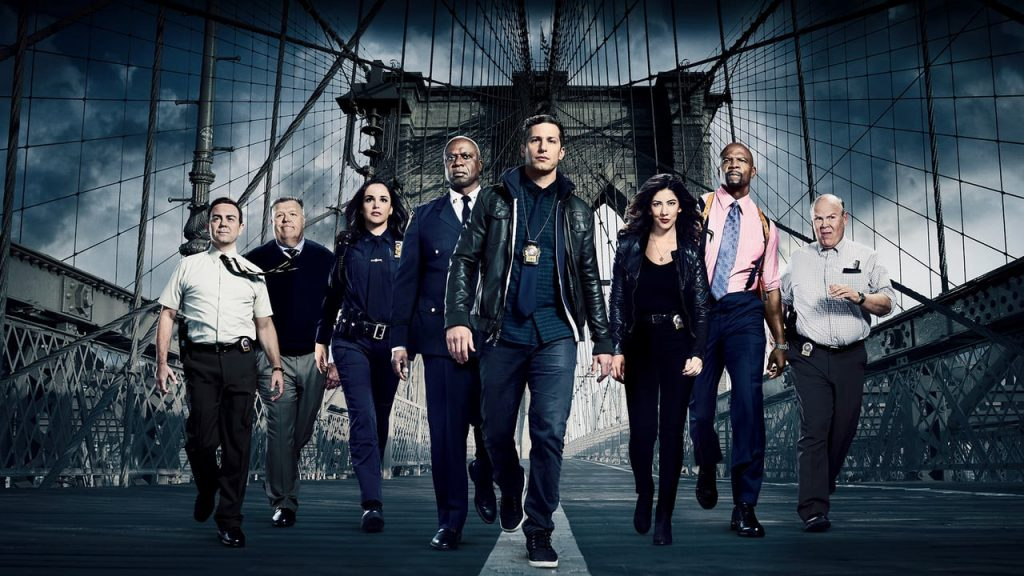 Brooklyn Nine Nine 7° temporada na Netflix