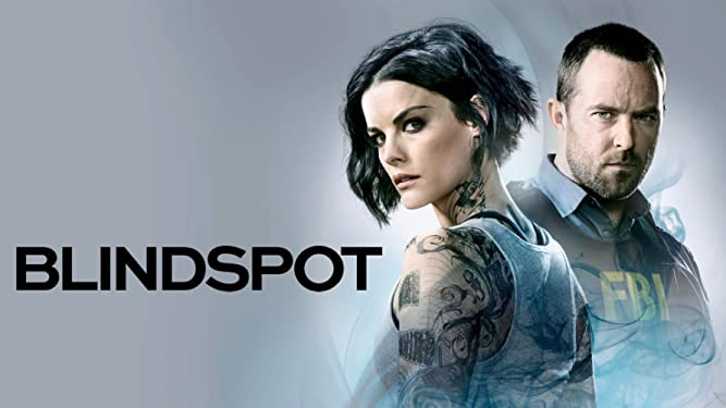 Blindspot the 5th Season on Netflix