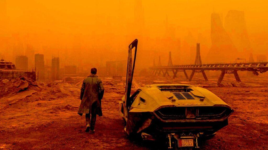 Blade Runner 2049 chegará na Netflix