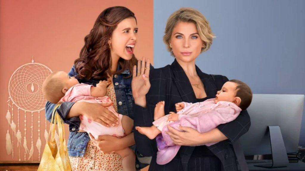 O elenco de mãe só tem duas