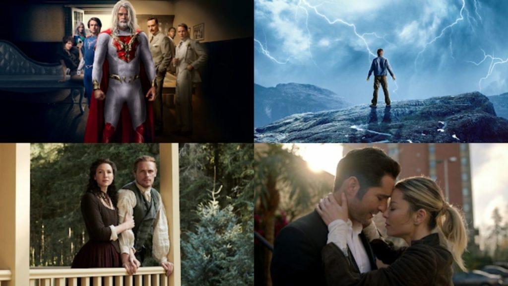 As séries em Maio na Netflix
